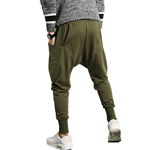 Pantalon Mirecoo 1 Baggy Sport Armee De grün Homme BvAxvn