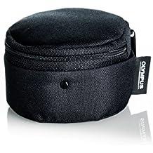 Olympus barril estilo Lens Case Negro