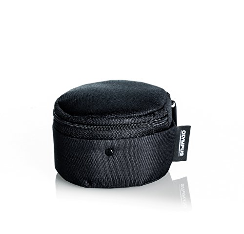 Olympus Barrel Style Lens Case - Extra Small (Black)