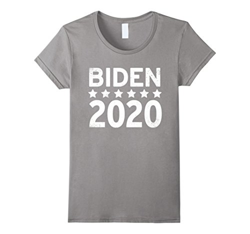 Women's Joe Biden for President 2020 Shirt Small Slate