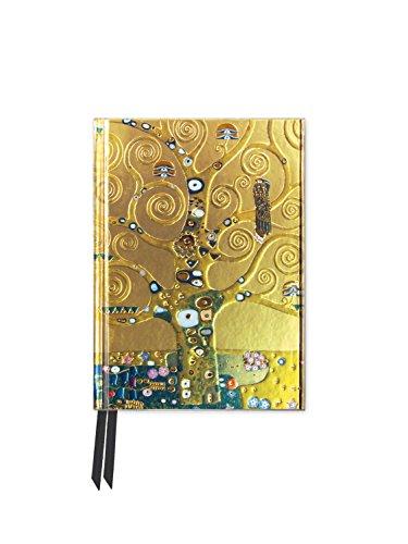 Klimt: Tree of Life (Foiled Pocket Journal) (Flame Tree Pocket Books)