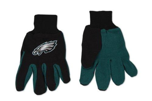 Philadelphia Eagles Two-Tone Gloves ()