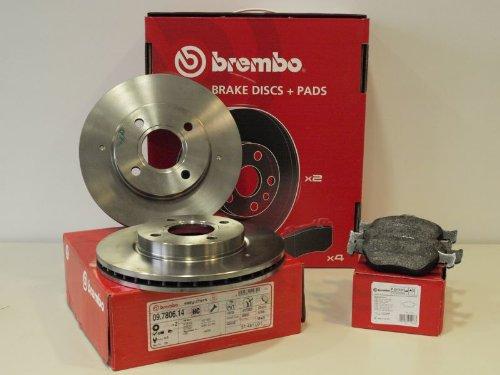 Brembo DP59010 Kit Disco y Almohadilla DP 59 010