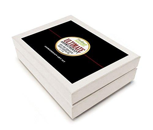 Ultimate Aromatherapy Gift Set 100% Pure, Best Therapeuti...