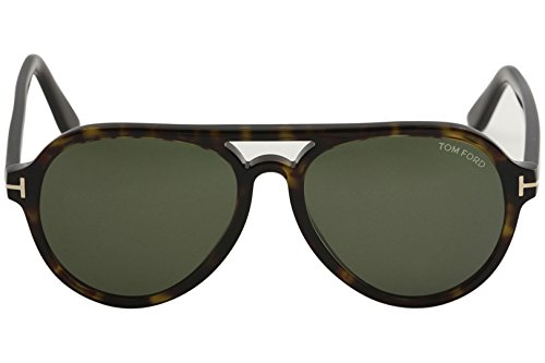 Tom Sonnenbrille Havanna Ford Dunkel FT0596 v1qOZv