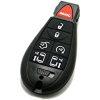 OEM Electronic Chrysler Town & Country 7-Button FOBIK Key Fob Remote (FCC ID: IYZ-C01C)