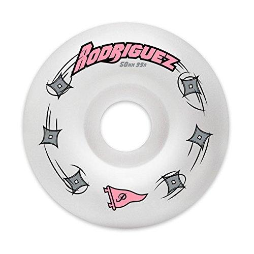 Primitiva Skateboarding Paul Rodriguez Ninja Pro ruedas 50 ...