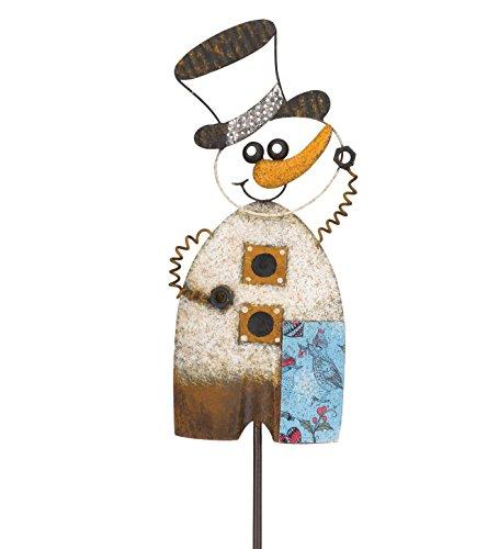 - Regal Art & Gift Snowman Diggity Stake