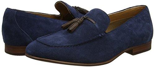 Aldo Wyanet, Mocasines para Hombre, azul marino (Navy), 39 EU: Amazon.es: Zapatos y complementos