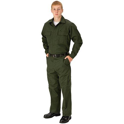 TOPPS SAFETY PA31-1872-46 PA31-1872 Drab CDC Men's Pants, 46
