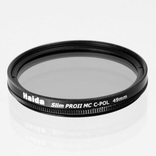iFilter Air HD Slim Filtro Polarizador Circular MC Digital - mundo filtro CPL mas delgado (iflter Air MC-CPL 49mm HD)