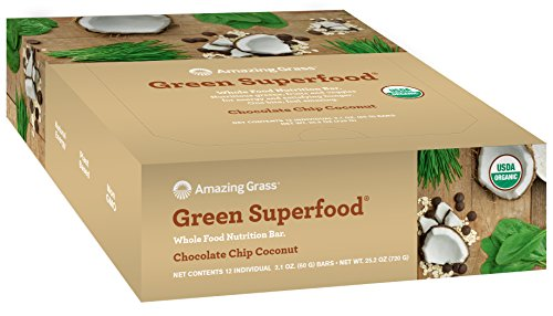 Amazing Grass Green Superfood Nutrition