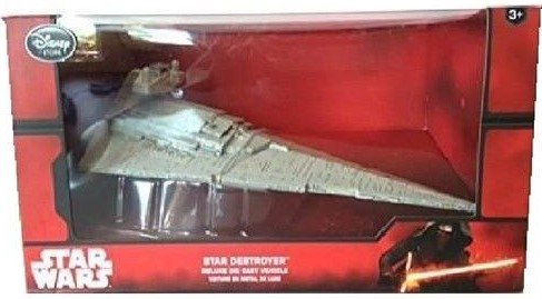 Disney Star Wars - Star Destroyer Deluxe Die Cast Vehicle