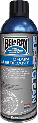 Bel-Ray Super Clean Chain Lube - 400ml. Aerosol 99470-A400W (1)