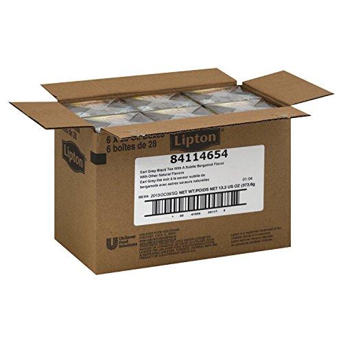 Lipton Lipton  Hot Tea Bags, Earl Grey 168 count, Earl Gr...