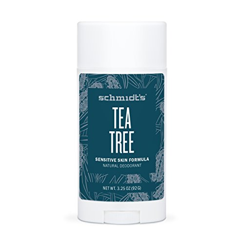 Tea Tree Sensitive Skin Deodorant Stick (3.25 oz.)92G Odor Protection & Wetness Relief; Aluminum-Free)