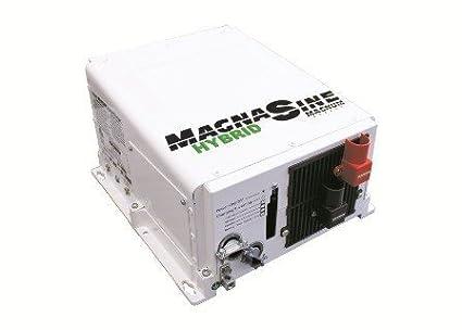 Magnum MSH4024M, 4000W 24V 105A Hybrid True-Sinewave Inverter/Charger Seawide Marine
