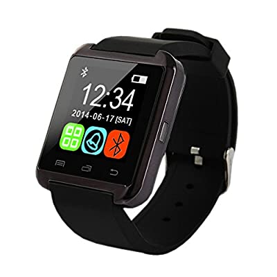 Highsound Bluetooth Smart Watch Wrist Wrap Smartwatch for IOS Apple iphone 4/4S/5/5C/5S Android Samsung S2/S3/S4/S5/Note 2/Note 3 HTC