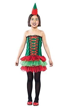 Disfraz de Elfa para Niñas Talla 10-12 años: Amazon.es: Juguetes y ...