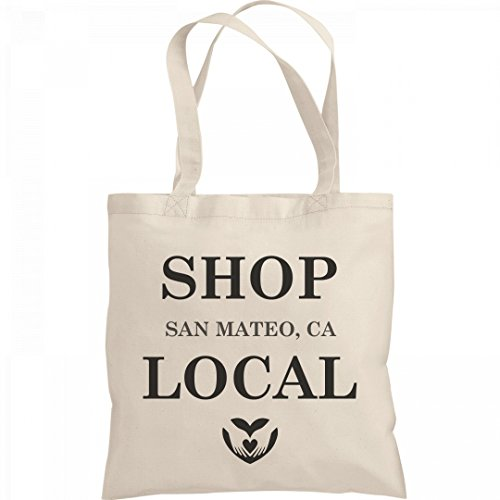 Shop Local San Mateo, CA: Liberty Bargain Tote - Mateo Shopping San