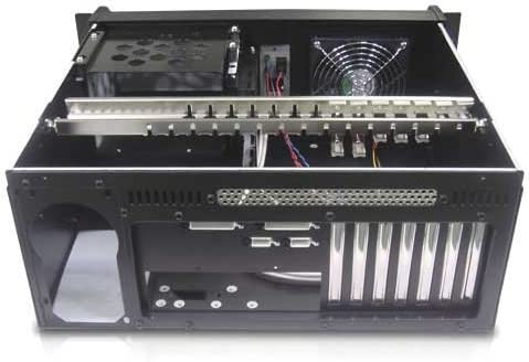 iStarUSA E-40 4U Rugged 15 Compact Rackmount Chassis Power Supply Not Included 104109A