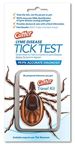(Cutter Lyme Disease Tick Test)