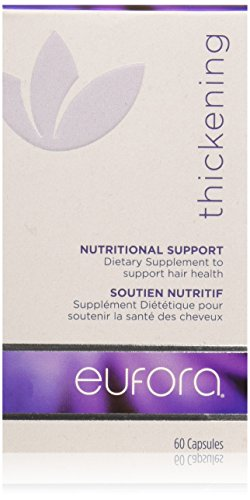 Eufora Hair Thickening Nutritional Support 60 Capsules pcs