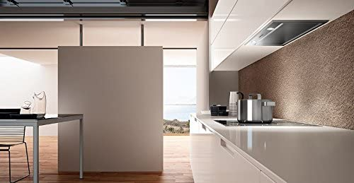 FABER S.p.A. Inca Lux EG8 X A70 660 m³/h Encastrada Acero inoxidable - Campana (660 m³/h, Canalizado, 44 dB, 54 dB, 60 dB, 63 dB): Amazon.es: Hogar