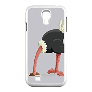 New Style Ostrich Image Phone Case For Samsung Galaxy S4 I9500
