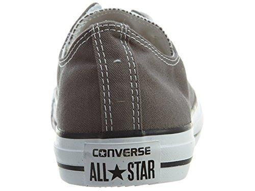 Converse Chuck Taylor All Star - Zapatos de lona, unisex GRIGIO CHARCOAL