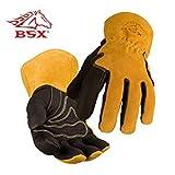 Revco Industries BM88L BSX BM88 Extreme Pig Skin MIG Welding Gloves