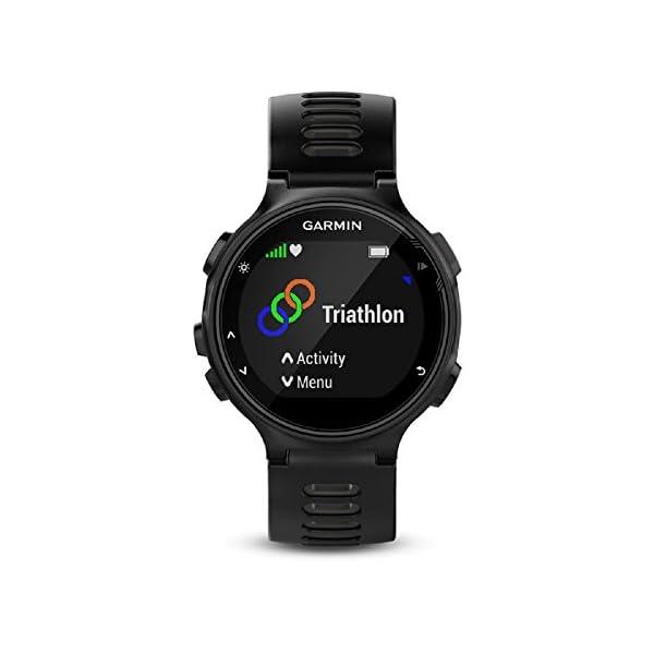 Garmin Forerunner 735XT GPS Avanzato Cardio da Polso 5 spesavip