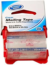 Premier Value Package Sealing Tape - 1 ct