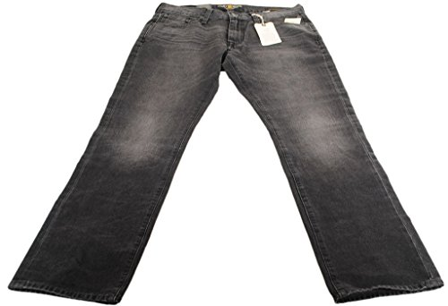 Lucky Brand Men's 410 Athletic Relaxed Fit Slim Leg Jeans Pi