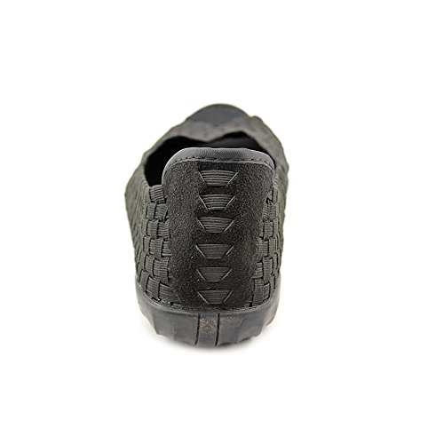 Bernie Mev Womens Rêve Slip-on Flats Chaussures À Bout Ouvert Noir