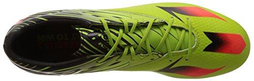 Adidas Messi 15.2 - Mænds Fodbold Sko Fodbold - S74688 - 2016 Grøn f4yOkbXCd