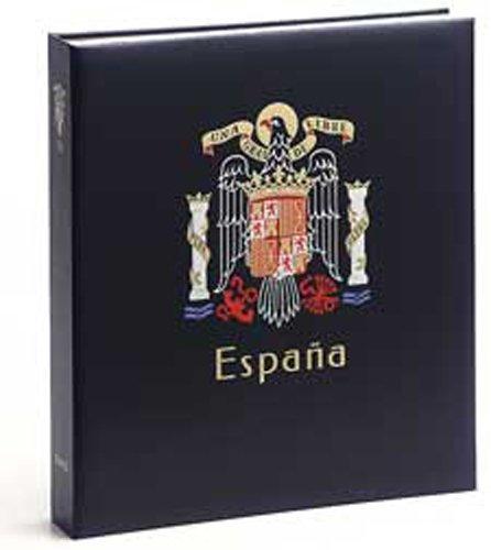 DAVO 7937 Luxus Briefmarken-Album Spanien VII 2007-2012