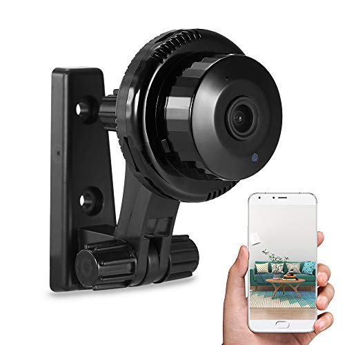 OWSOO WiFi Camera HD 720P 1.0 Megapixels IP Cloud Camera 11pcs Lamps CCTV Surveillance Security Network PTZ Camera Support Cloud Storage P2P for Android/iOS APP Baby/Store/Office/Pet/Elder Monitoring by OWSOO