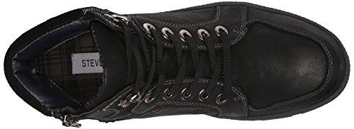 Steve Madden Mens Lennd Fashion Sneaker Zwart