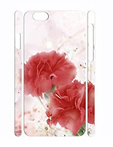 Beautiful Trendy Rose Pattern Anti Drop Cell Phone Protection Case For Iphone 5/5S Cover