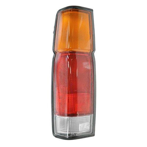Rear Taillight Taillamp Brake Light Driver Side Left LH for 86-97 D21 Pickup