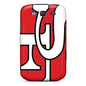Tpu Case Cover For Galaxy S3 Strong Protect Case - San Francisco 49ers Design