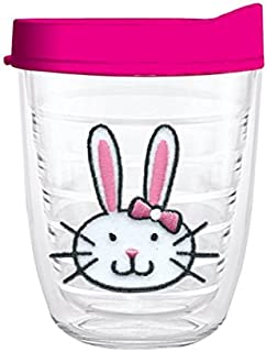 product image for Smile Drinkware USA-EASTER BUNNY 12oz Tritan Insulated Tumbler With Lid and Straw