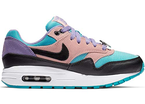 Nike Air Max 1 NK Day GS [AT8131-001] Kids Casual Shoes Black/Anthracite/US