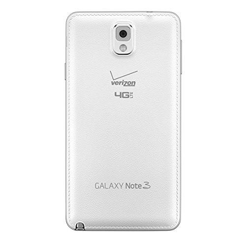 Samsung Galaxy Note 3 N900V 32GB Unlocked GSM 4G LTE Quad-Core Smartphone - White