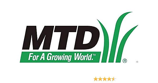 MTD 753-08687 Boom /& ASM 24.45 BK ENDFM OEM Part for Troy-Bilt Cub-Cadet Craf...