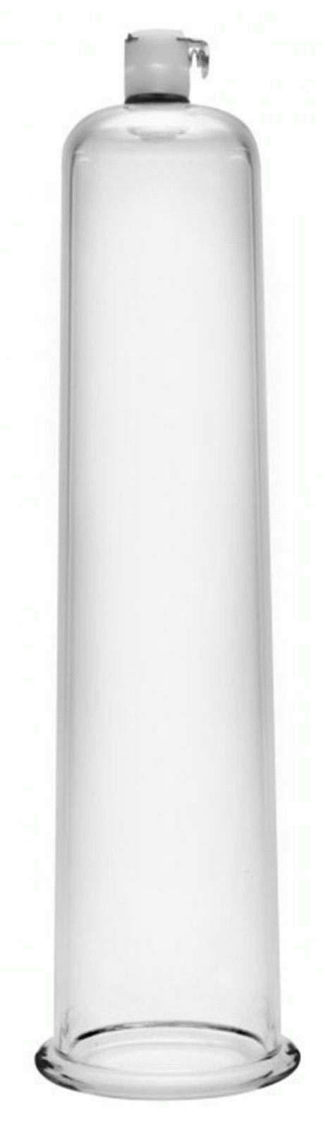 AMcH Deluxe Hand Male Pump Kit 2 Inch Cylinder Enlarger Enhancer Enhancement Vacuum Massager for Men