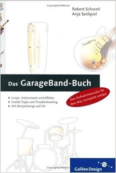 Das GarageBand-Buch
