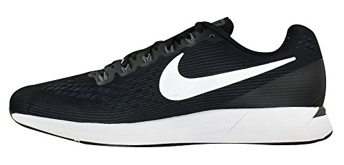 Black Air White 001 Running Uomo 34 Dark Zoom Grey Scarpe Nike Pegasus Nero Anthracite zd8zq