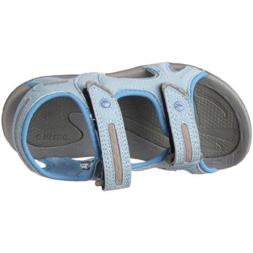 Blue Light Para tec Jr macaw Niños Hi Azul Sandalias Owaka 8qACwwg